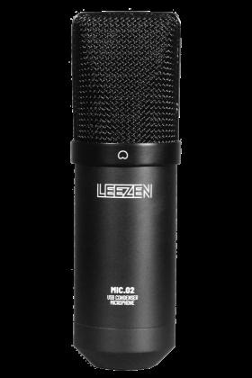 LEEZEN MIC02 Micrófono USB